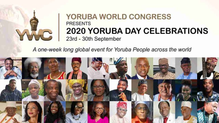 YWC Yoruba day celebrations